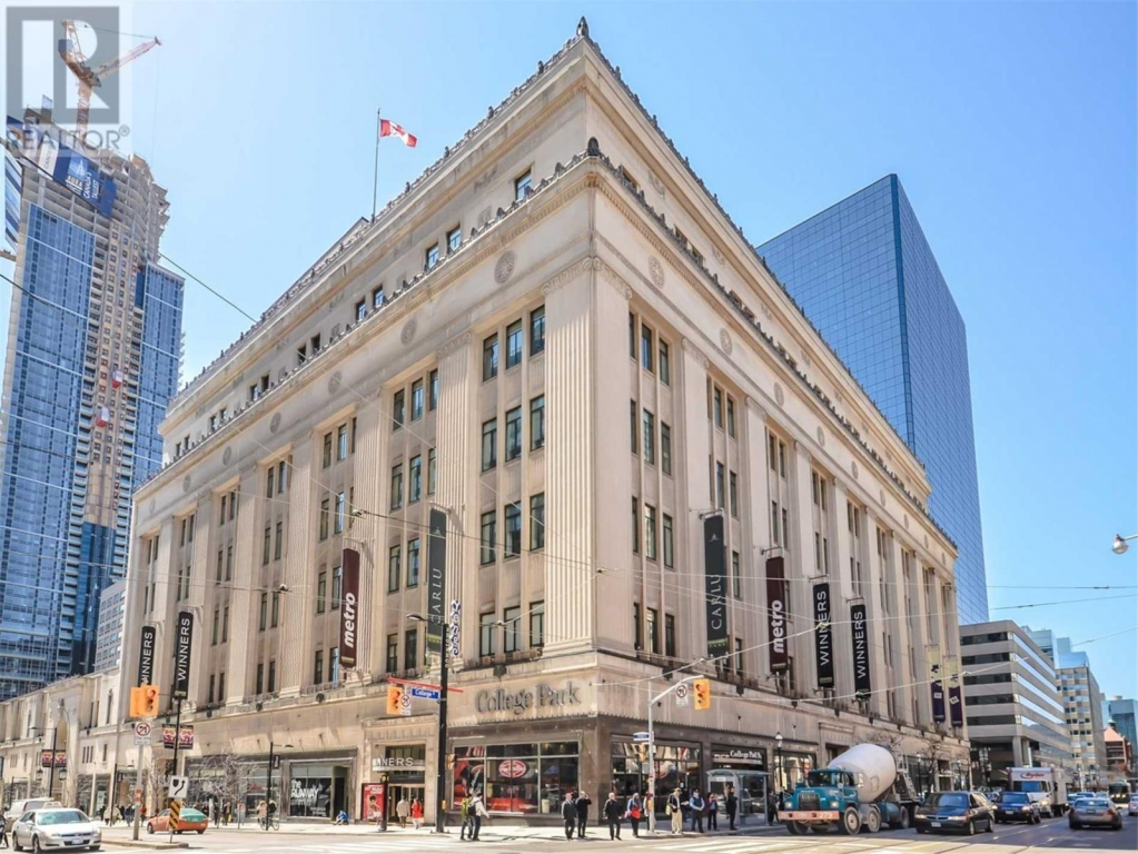Real Estate -   #1608 -45 CARLTON ST, Toronto, Ontario -