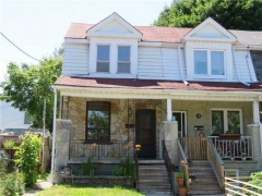 Real Estate Listing  428 Perth Ave Toronto